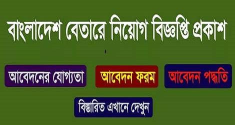 desh-Betar-Job-Circular Job Application Form Of Desh Betar on